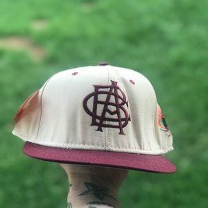 Vintage Indianapolis ABC's baseball hat